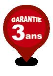 garantie3 ans